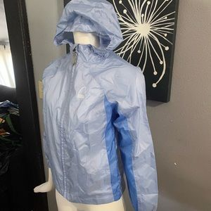 Youth Medium Sierra Designs rain jacket